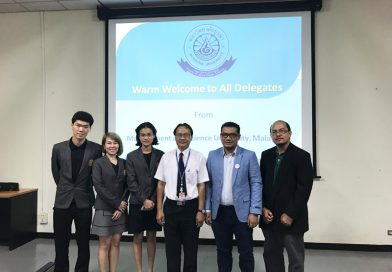 Welcome The Visitors from Management and Science University, Malaysia
